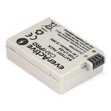 Battery Canon EOS 550D 600D 650D 700D LP-E8 Replacement Li-ion everActive UK NEW
