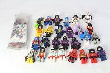 Transformers Kreon Micro Changers Soundwave Shockwave Megatron Optimus Prime
