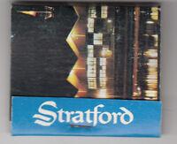 MATCHBOOKS - STRATFORD CHAMBER OF COMMERCE, CANADA