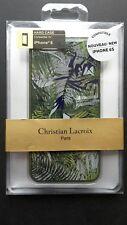 "Christian Lacroix HARD CASE ""Eden Roc"" (pin de pierre) iPhone 6 & 6 S-New in Box"
