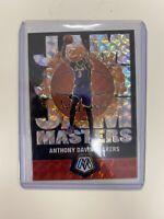 Anthony Davis Mosaic Prizm Jam Masters LA Lakers