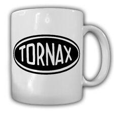 TORNAX Emblem Logo Motorrad Hersteller Fahrzeugbau Oldtimer Fan - Tasse #18668