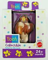 Vintage 90's Winnie the Pooh Owl Collectible Mattel Disney Figure 3 inch 66611