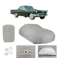 Ford Thunderbird 1st Gen 6 Layer Car Cover Fit Outdoor Water Proof Rain Sun Dust