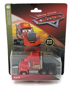 Disney Pixar Cars Radiator Springs Deluxe Mack Die Cast Truck Figure Toy 2018