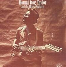 NEW Hound Dog Taylor and the Houserockers (Audio CD)