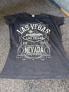 Las Vegas Womens Tshirt Size Small (6)