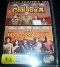 They Came to Cordura The Professionals DVD Gary Cooper Rita Hayworth Westerns