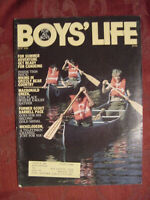 BOYS LIFE Scouts May 1984 Canoeing Darrell Pace Eagles Macdonald Creek