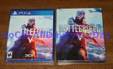 Battlefield V 5 with Limited Edition SteelBook (PlayStation 4) BRAND NEW!!!! ps4