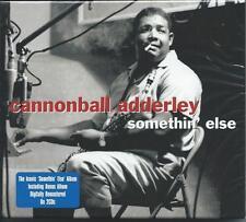 Cannonball Adderley - Somethin' Else (2CD 2013) NEW/SEALED