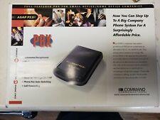 PBX Phone System Command Communications ASAP P2.5x