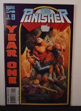 The Punisher: Year One #1 (Marvel, 1994)