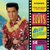 Elvis Presley - Blue Hawaii (Blue) Reissue (NEW VINYL LP)