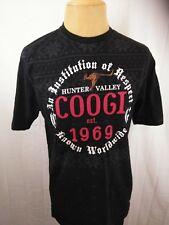 Men's Black Coogi Shirt 1969 Size XL