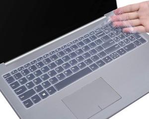 CaseBuy Keyboard Cover Compatible Lenovo Idea Pad Lenovo Laptop Skin Clear NEW