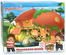 MONCHHICHI HOUSE PLAYSET 43X30CM - KIDS FAVOURITE HOME PLAYSET GAME - NEW BOXED