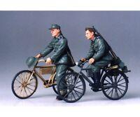 Tamiya 1:35 Diorama-Set Soldaten m.Fahrrad (2)