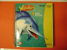 Reading Wonders - Florida Teacher's Edition Grade 2 Unit 1