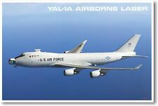 YAL-1A Airborne Laser - NEW Air Force Military POSTER