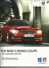 + + RIDUZIONE + + BMW 3 Series Coupe auto opuscolo 2011