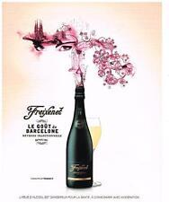 PUBLICITE ADVERTISING  2009  FREIXENET  Cordon Negro250213