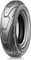 Michelin Bopper Scooter Tire 120/90-10 57L Front/Rear Bias Tube/Tubeless