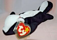 Retired Beanie Babies Stinky the Skunk 2/13/995 style 4017