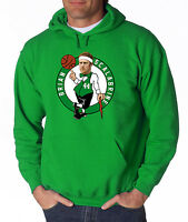 "Brian Scalabrine Boston Celtics ""LOGO"" Hoodie Hooded Sweatshirt"