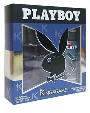 Confezione PlayBoy King of the Game Uomo