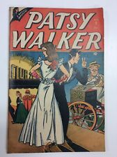 PATSY WALKER # 9 MARVEL - 1947 -
