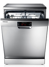 Samsung Freestanding Dishwasher Stainless Steel Eco Mode Delay Start DW5343TGBSL