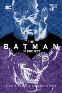THE BATMAN 100 PROJECT (hardcover)