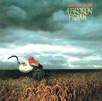 (CD) Depeche Mode - A Broken Frame - Leave In Silence, The Meaning Of Love, u.a.