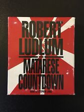 The Matarese Countdown by Robert Ludlum (1997, Audio, Other, Abridged)
