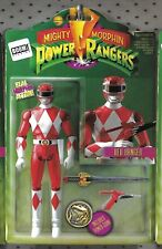 Mighty Morphin Power Rangers Comic Issue 2 Limited Action Figure Variant 2016