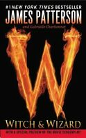 Complete Set Series - Lot of 5 Witch and Wizard HARDCOVERS by James Patterson YA