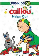 Caillou: Caillou Helps Out (DVD, 2015)