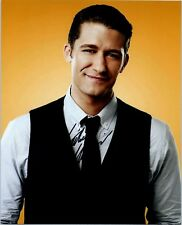 MATTHEW MORRISON Signed Autographed GLEE 8X10 Photo B