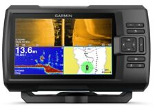 Garmin Striker Plus 7sv CHIRP Sonar + ClearVu & SideVu CV52 Transducer