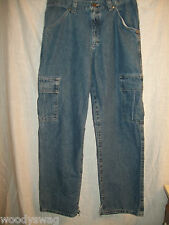 Lee Dungarees Jeans pre owned  Buddy Lee 80% Cotton 20% Poly Size 32 X 32 USA