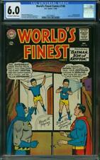 World's Finest Comics 146 CGC 6.0 -- 1964 -- Batman Superman Krypton #2027768025