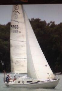 26 ft yacht fibreglass no osmosis