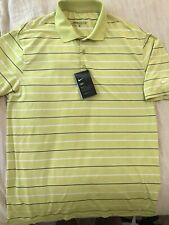New Nike Tour Performance Uv Dri Fit Polo Short Sleeved Golf Shirt Mens M $59