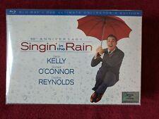 (Blu-ray) Singin' In The Rain: 60th Anniversary Limited Edition Bd/Dvd, 2012