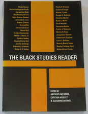 BLACK STUDIES READER African American Studies History Race Essays Collection