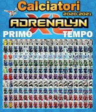 CALCIATORI ADRENALYN XL 2020-21 2020/21 2021 PRIMO TEMPO