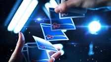 6 Decks of Cherry Casino Playing Cards, (Tahoe blue), New Sealed Decks