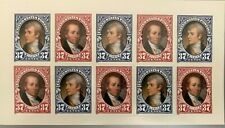 2004 LEWIS AND CLARK STAMP SHEET OF 10 MNH SCOTT#3855