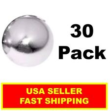 Neodymium Sphere Magnet 1/2 Inch N52Super Strong Ball Rare Earth (30 Pack)